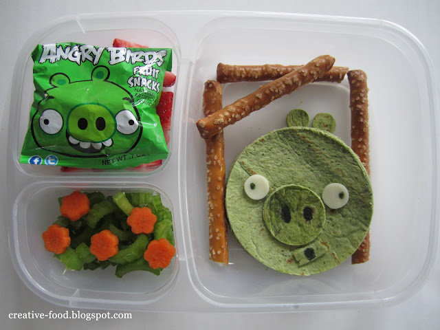 Angry Bento